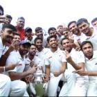 Parthiv Patel leads Gujarat to maiden Ranji Trophy title