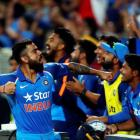 How India chased down mammoth total in 1st ODI