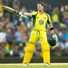 Perth ODI: Smith, Handscomb punish sloppy Pakistan