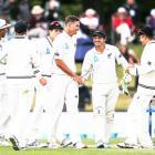 2nd Test: Bangladesh dismissed for 289 after Southee fifer
