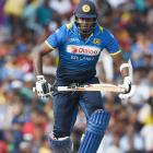 Sandakan stars on debut as Lanka level T20 series