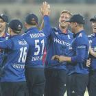 Jadhav heroics in vain as England win last ball thriller