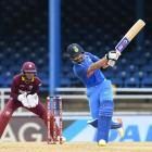 PHOTOS: West Indies v India, 2nd ODI