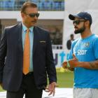 Everybody has got the right to apply: Ganguly on Shastri