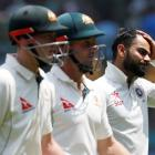Waugh's mental disintegration: 'Pressure is on India'