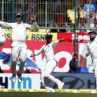 PHOTOS: India close in on win after Jadeja's all-round brilliance