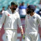 PHOTOS: India vs Australia, Dharamsala Test, Day 3