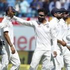 Bowlers put India on cusp of series win