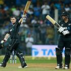 PHOTOS: Latham, Taylor overshadow Kohli as NZ outclass India
