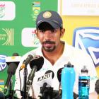 The game is in the balance, reckons pacer Bumrah