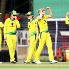 Healy stars as Aus women beat India women to sweep series 3-0