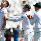 3rd Test PHOTOS: Morkel takes 300th Test wicket as Australia wilt