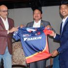 IPL: Nepal's Lamichchane gets his Daredevils jersey