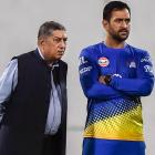 Dhoni-Srini pair reunite at Chepauk as CSK starts training