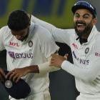 India inch closer to WTC final; England out of race