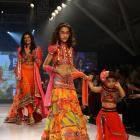 IMAGES: Kiddies, celebs and the catwalk at India Kids FW!