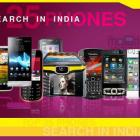 Top 25 most searched phones in India