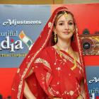 IMAGES: Expat women dress in Indian bridal finery!