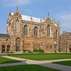 Oxford is UK's best research university