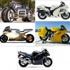 Top 5 powerful and fastest bikes in the world