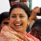 Irani turns down demands to make Sanskrit compulsory