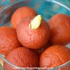 Melt-in-your-mouth Gulab Jamun recipe
