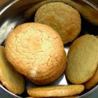 Kaju ni Puri: Butterless, flourless cashew cookies