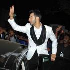 PIX: Varun, Salman, Bachchans arrive at Filmfare awards