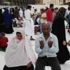 Ramzan photographs: Praying to the Almighty!