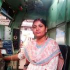 Asia's first woman to drive a diesel train is an Indian