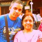 Mom and me: 'Maa, you are my life'