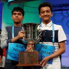 Indian-American kids sweep Spelling Bee