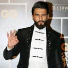 In Pics: Ranveer's black suit was made for a prince!