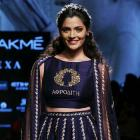 Saiyami Kher looks like a Greek goddess