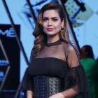 Esha Gupta nails the kinky corset