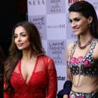 Exclusive Video: How Malaika & Kriti get ready for the ramp