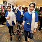 The girls who built robots under the shadow of the Taliban