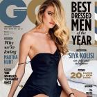 Martha Hunt scorches on GQ cover