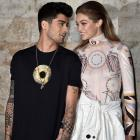 Moms love Gigi and Zayn in love :)