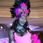 Photos! It's a colourful carnival on the ramp