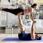 In fitness and love! How Debo-Gurmeet stay in shape