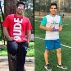 500 m to 21 km: How I lost 15 kg by running