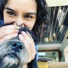 SEE: Shraddha plays peek-a-boo with Syloh