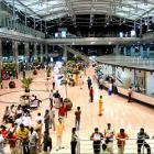 Cong uproar over 'renaming' of Hyderabad domestic airport disrupts RS
