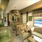 Onboard India's most expensive train
