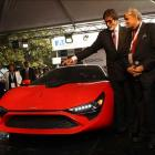 Amitabh unveils India's first supercar, Avanti, at Rs 30 lakh!