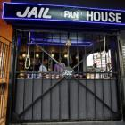 Unique idea: This shop has a jail theme!