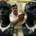 Silver imports jump 35% as gold loses lustre