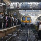 Goods train derailment hits Mumbai suburban services