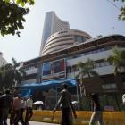 Sensex lacklustre; ITC, Bharti Airtel, ONGC fall